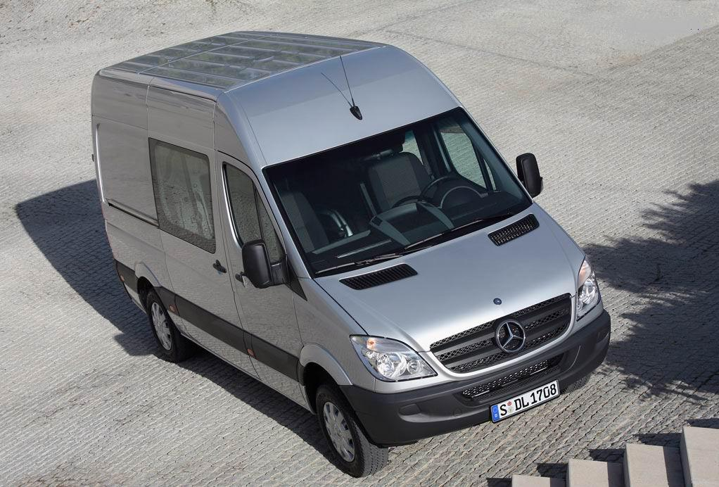 Sachbücher Betriebsanleitung Mercedes Sprinter T1n W 901-905 208 308 408 212 312 412 D!