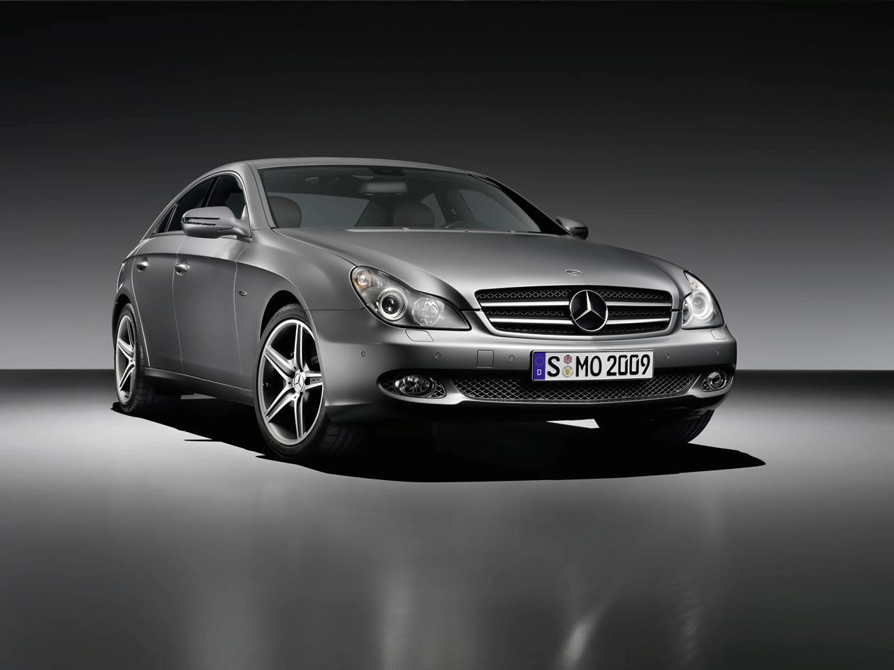 Mercedes Benz CLS-Class C219