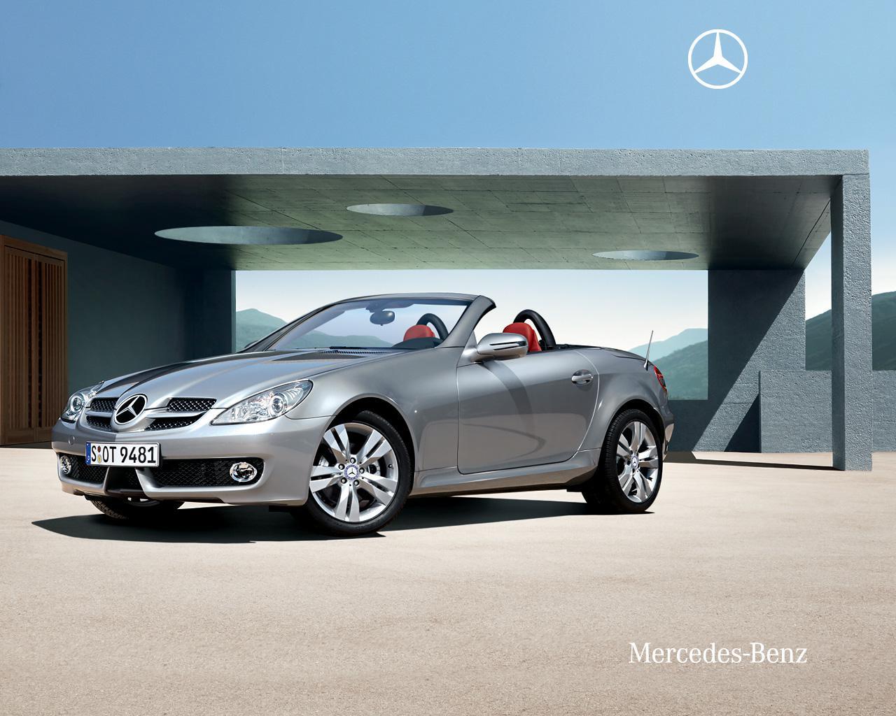 2009 Mercedes Benz SLK R171 280