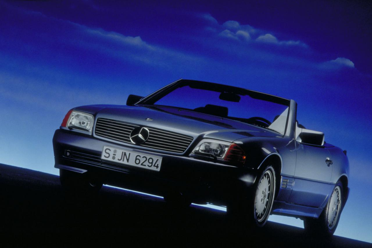 Mercedes Benz SL R129