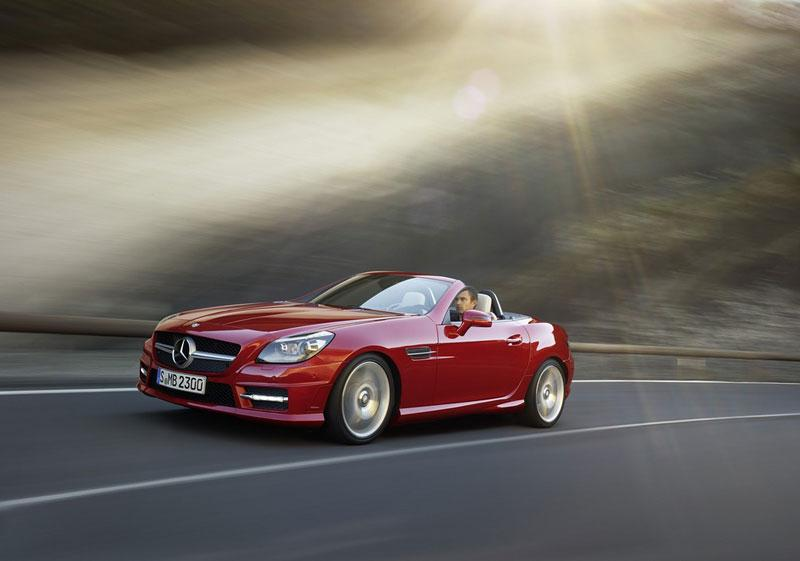 2011 Mercedes Benz SLK R172
