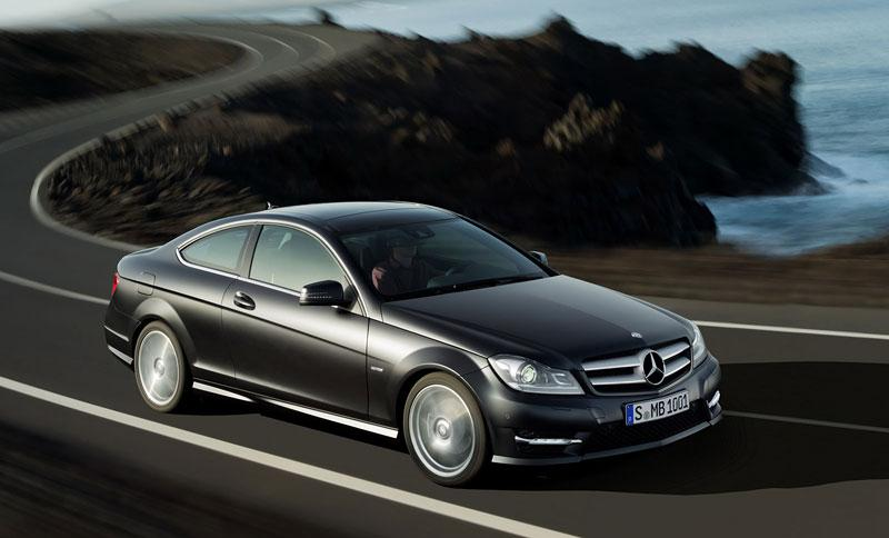 2011 Mercedes Benz C-Clas C204 Coupe CGI / CDI