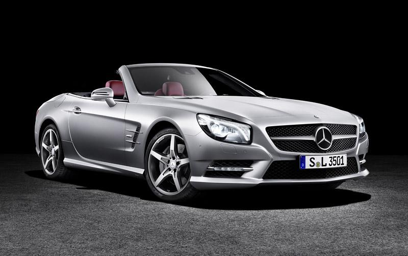 2012 Mercedes Benz SL R231