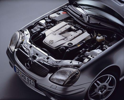 Mercedes Benz SLK R170 32 AMG