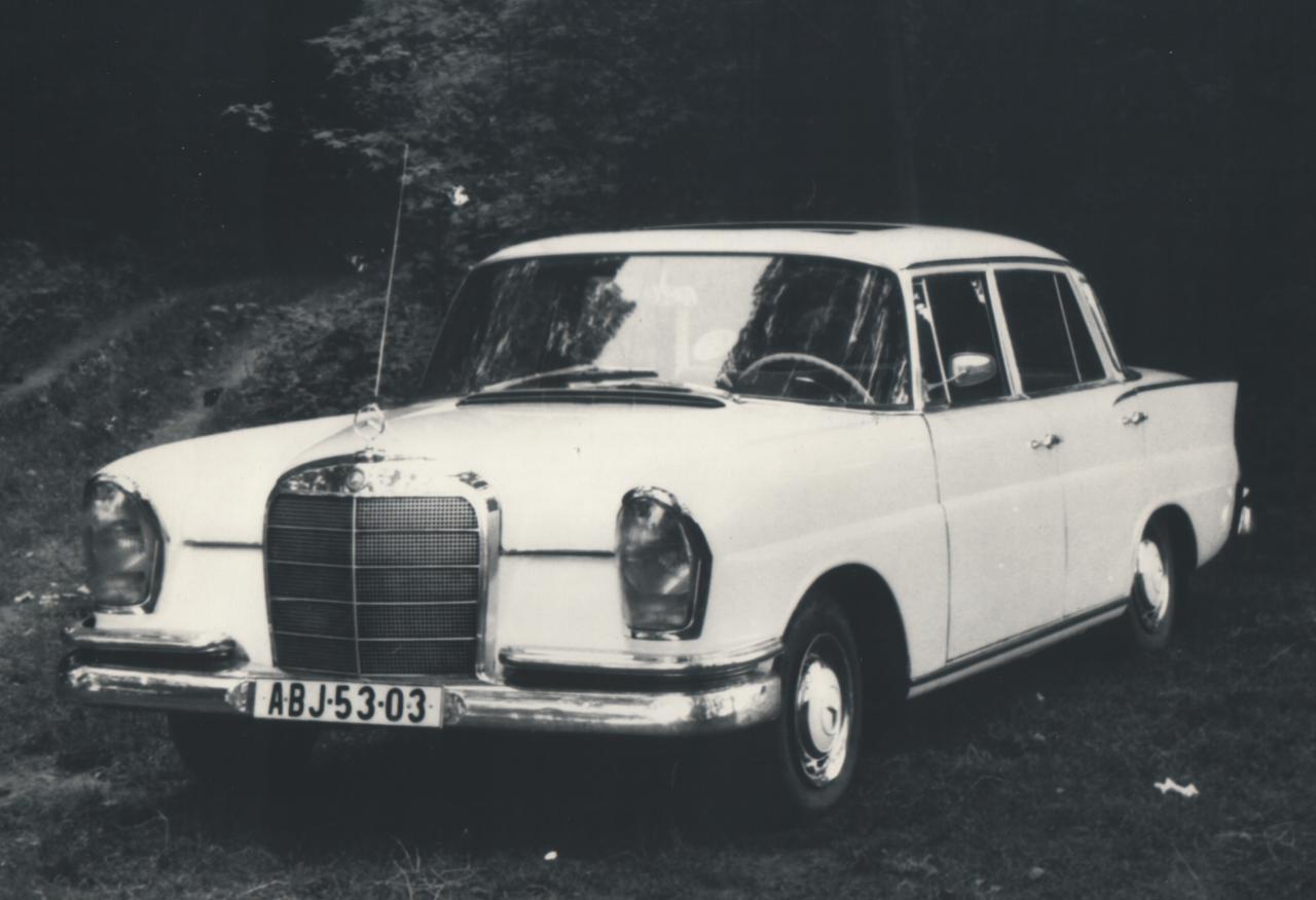 1962 Mercedes Benz W111 W112 220 Se Sb