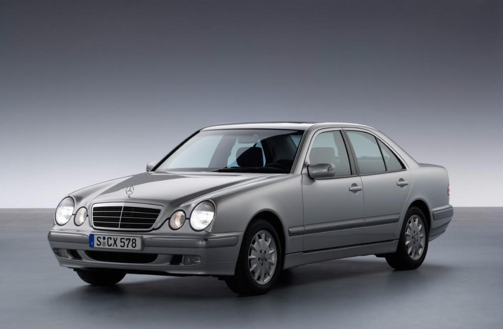 Mercedes Benz E-Clas W210