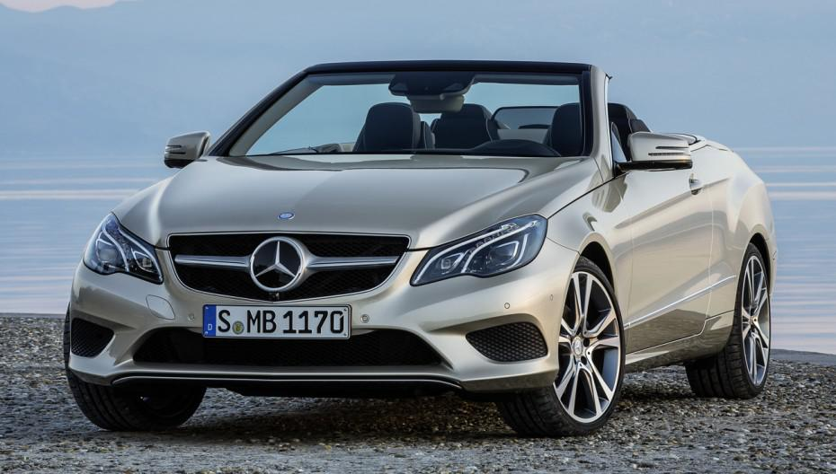2013 Mercedes Benz E-Class Coupe / Cabrio Facelift C207