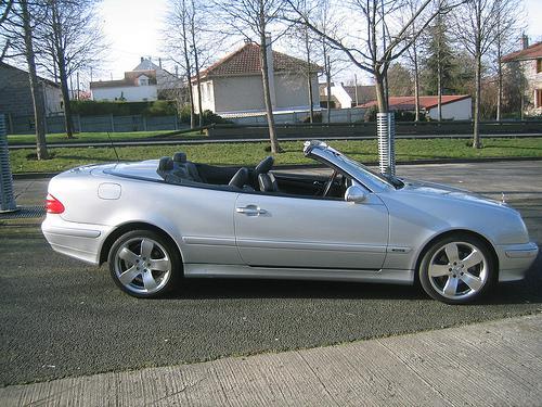 Mercedes Benz CLK W208 Kabrio
