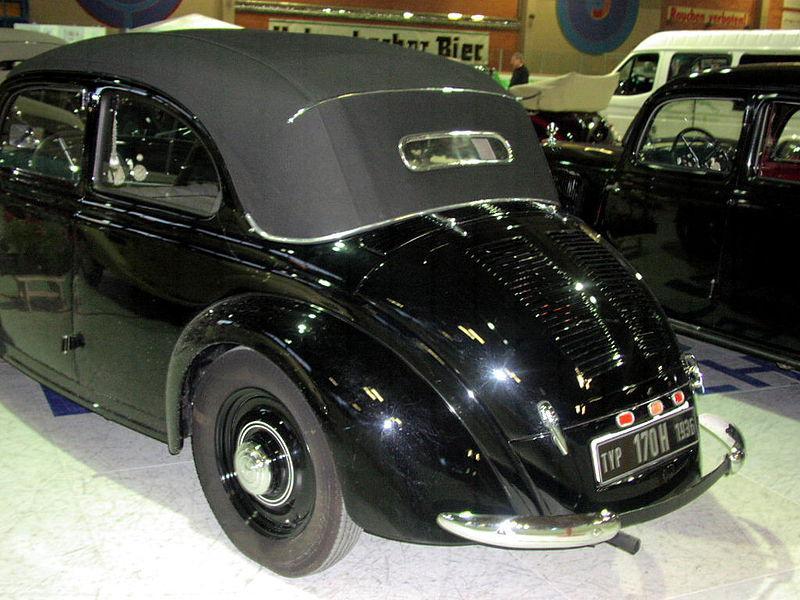 Mercedes Benz W208 170H