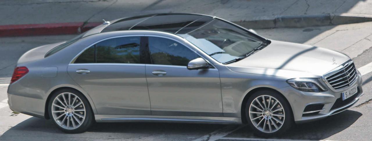 2014 Mercedes Benz S-Class 2014