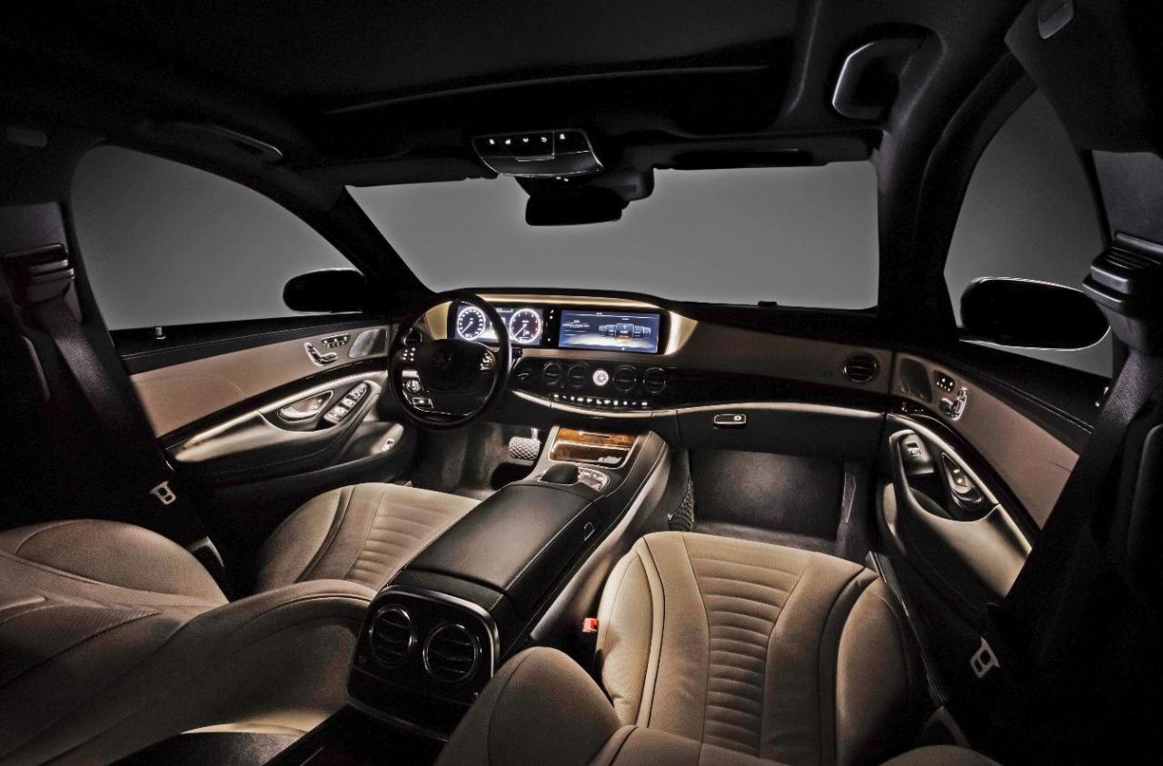 Mercedes Benz S-Class 2014