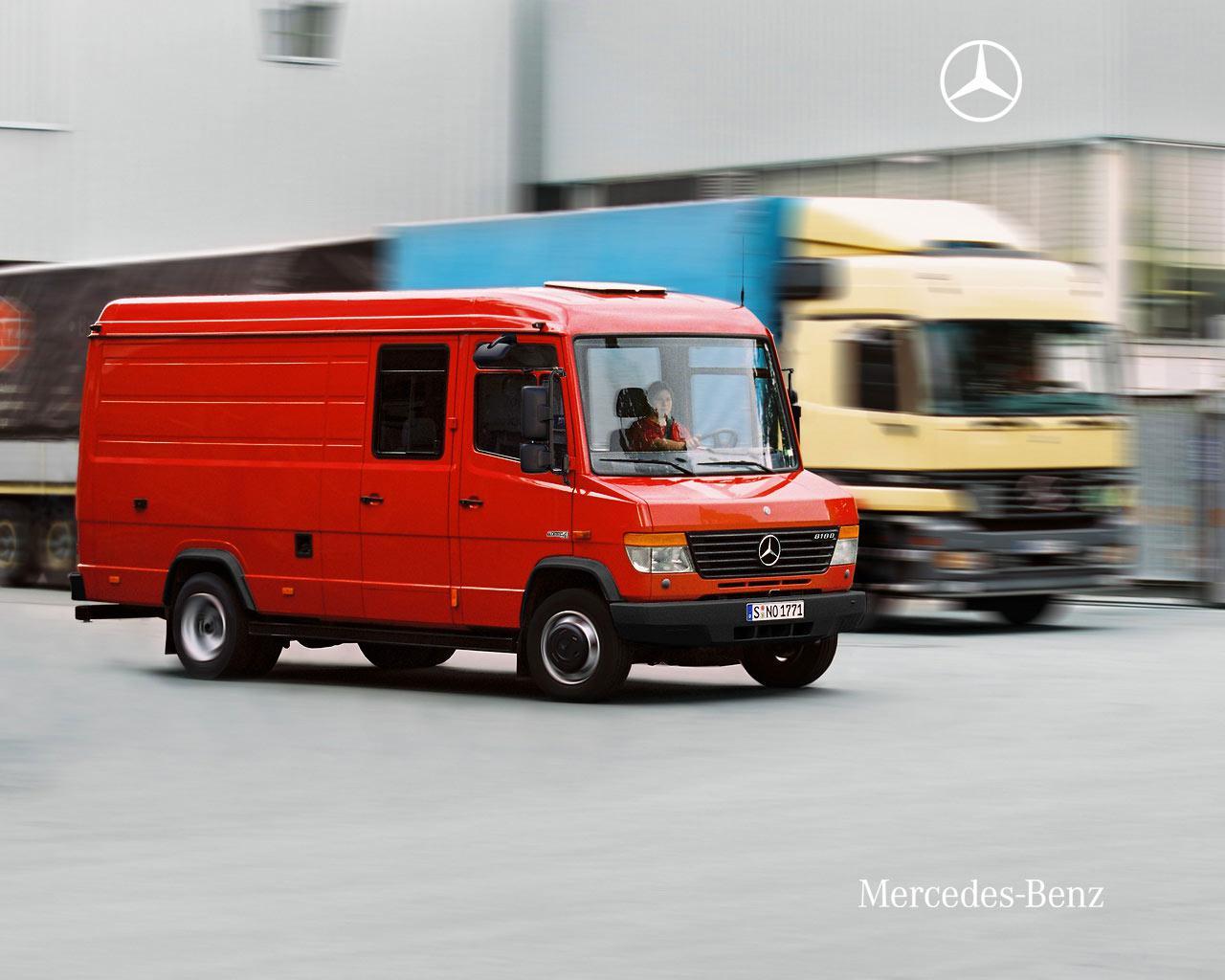 Mercedes Benz T2 / Vario