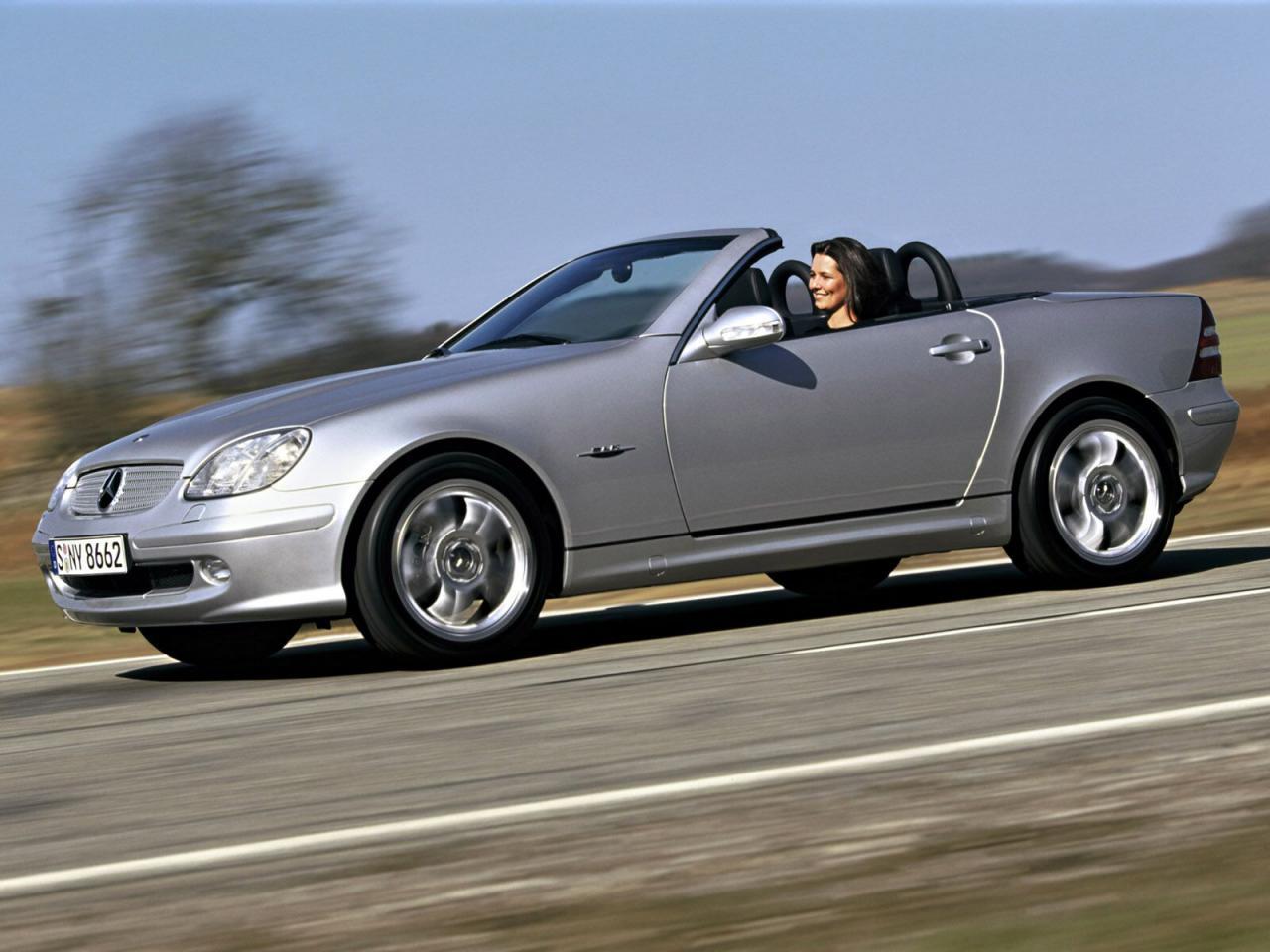 Mercedes Benz SLK R170 200K