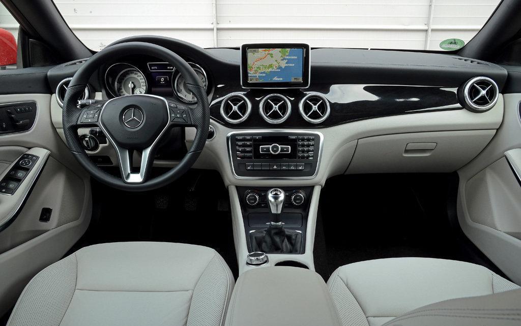 Mercedes Benz A-Class CLA