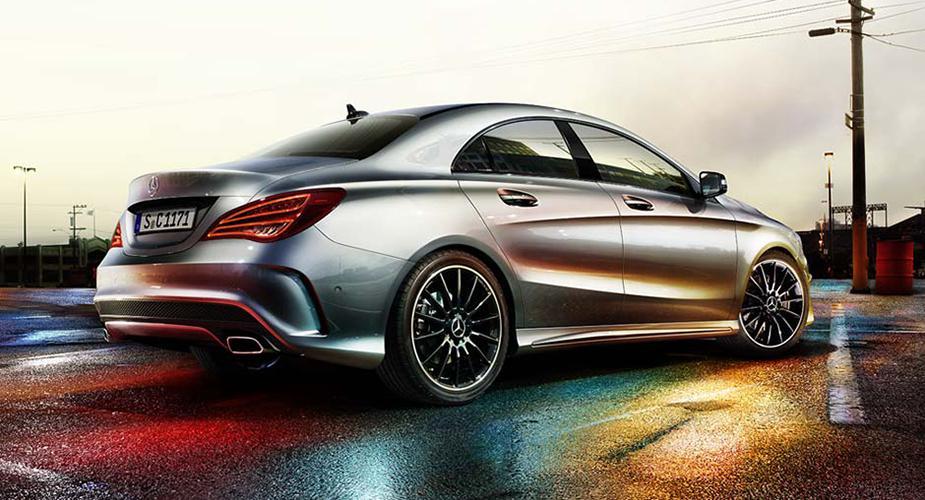 Mercedes Benz A-Class CLA CLA 45 AMG