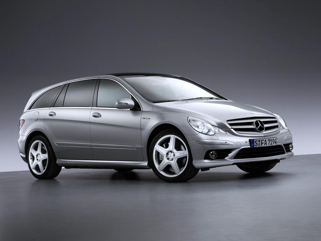 Mercedes Benz R-Class W251