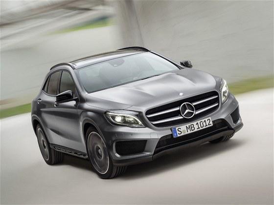 2013 Mercedes Benz GLA-Class