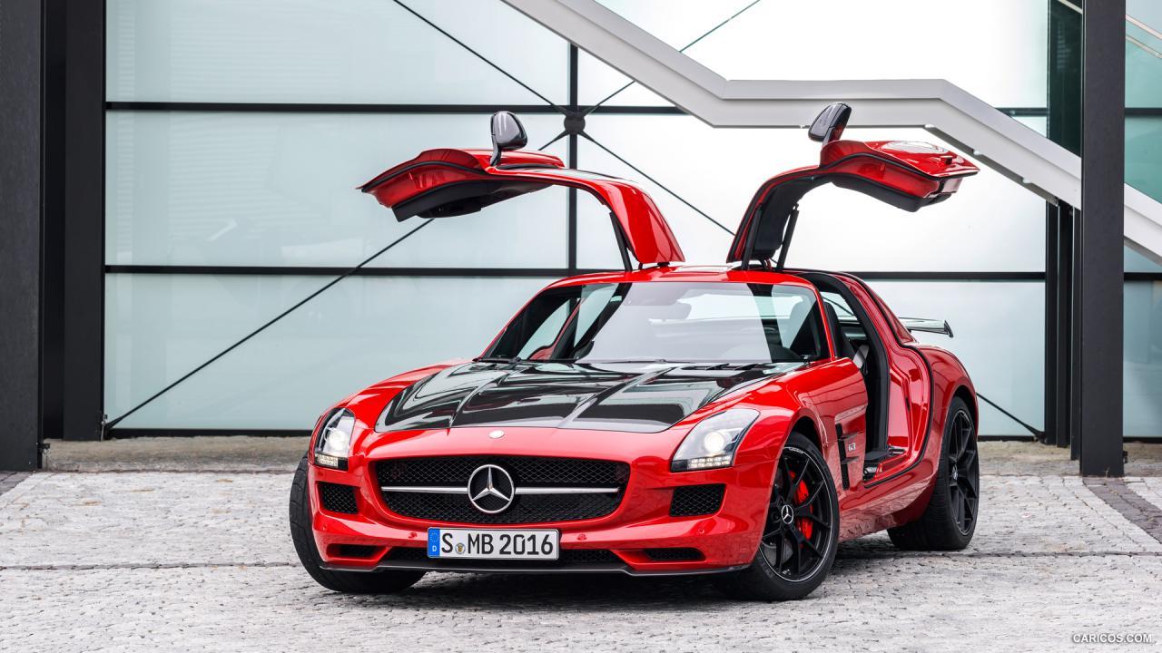 2015 Mercedes Benz SLS