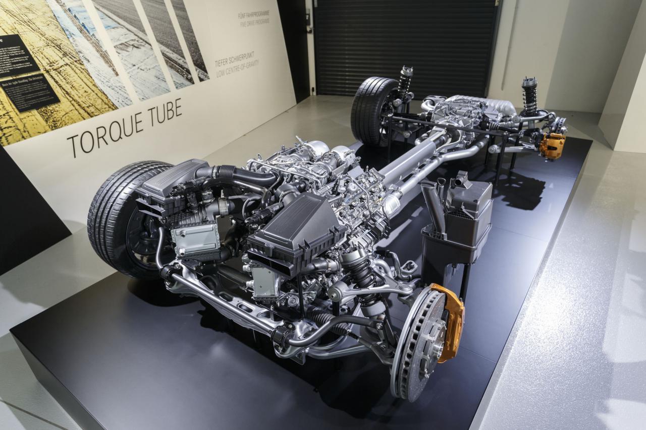 2015 Mercedes Benz AMG GT