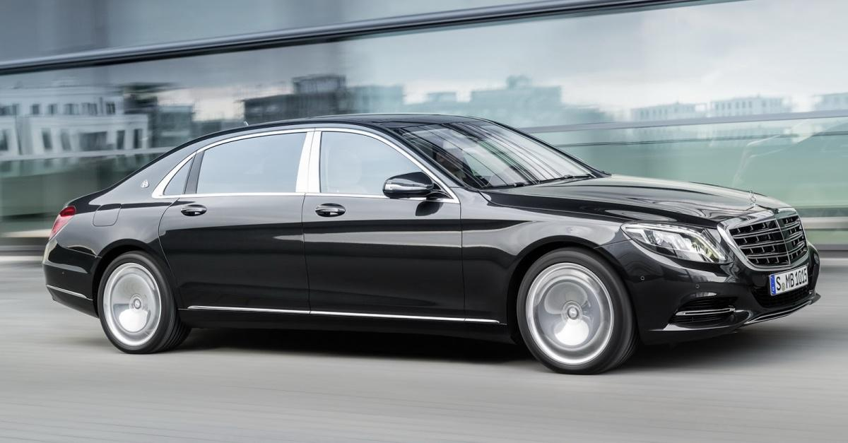 2014 Mercedes Benz S-Class W222 Maybach