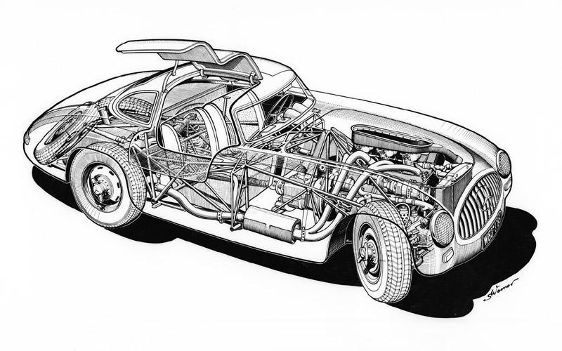 Mercedes Benz W194