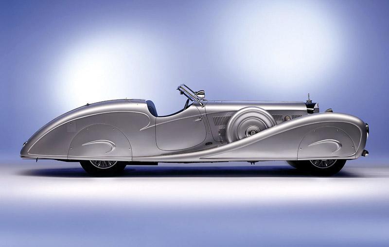 Mercedes Benz W29