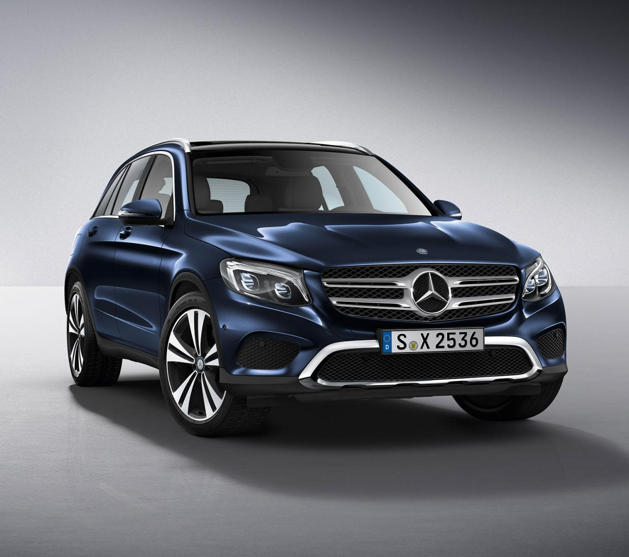 2016 Mercedes Benz GLC
