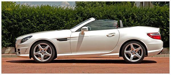 Mercedes Benz SLK R172