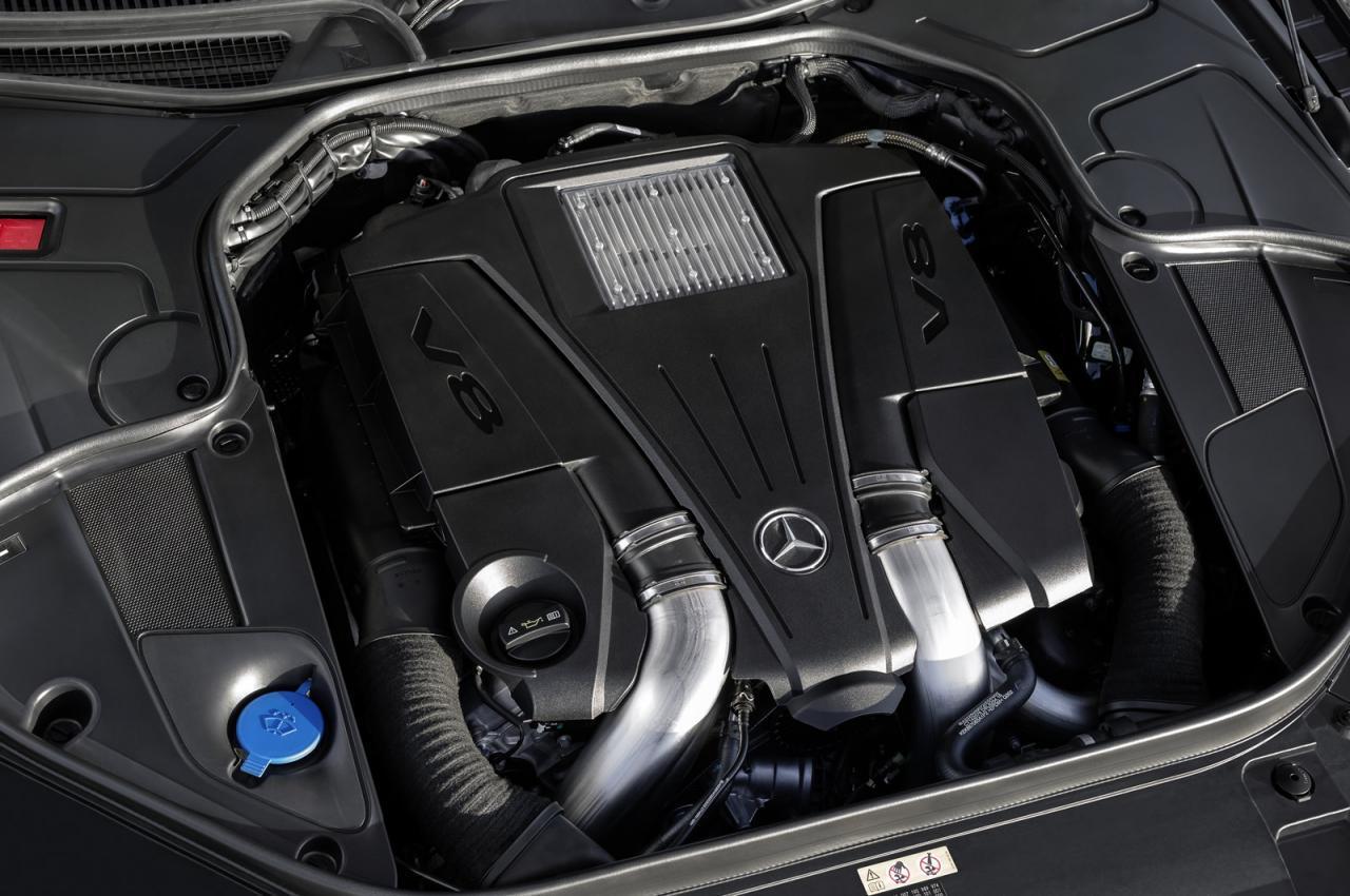 Mercedes Benz S-Class S-Coupe C222