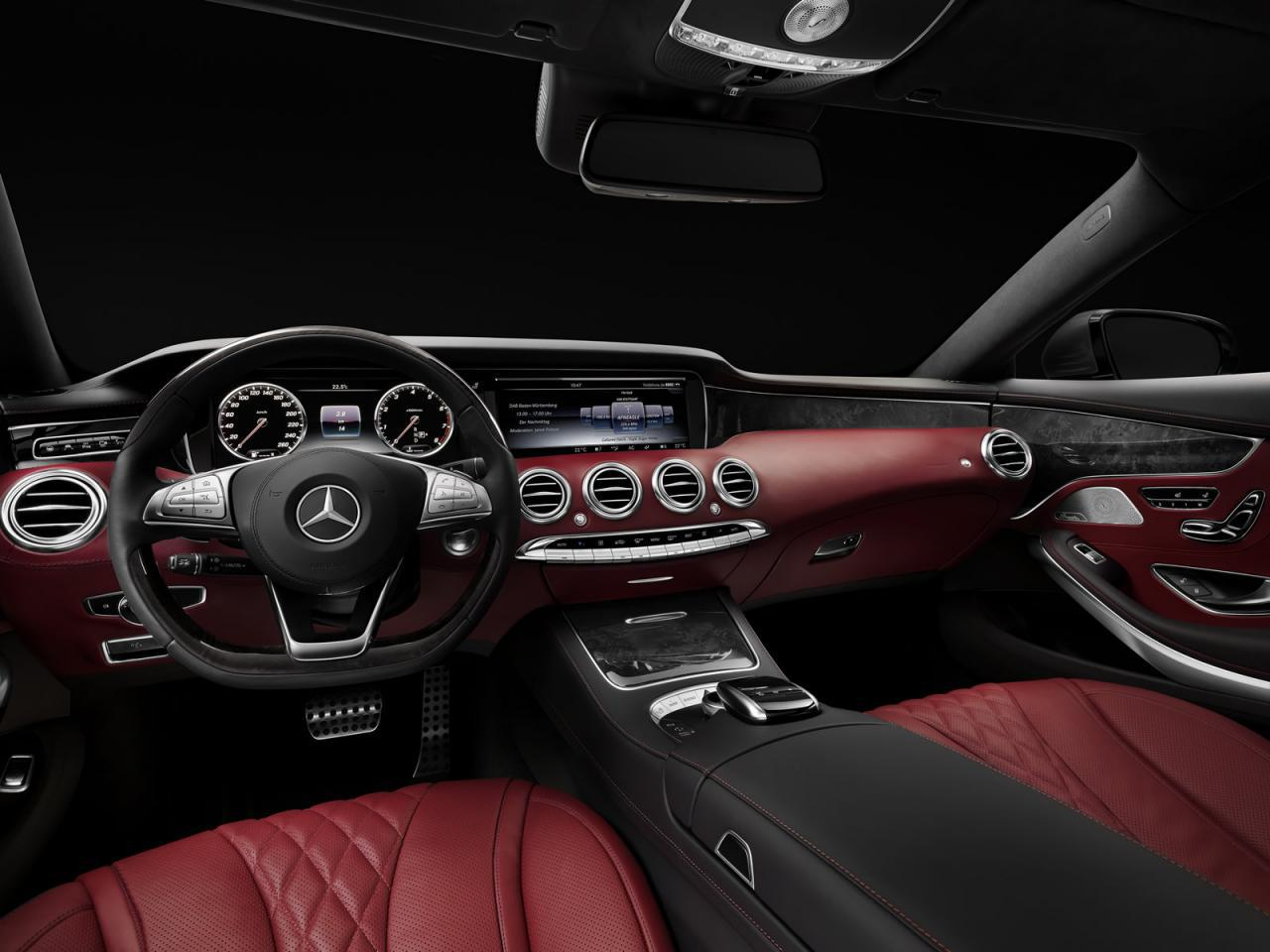 Mercedes Benz S-Class C222 - S-Coupe