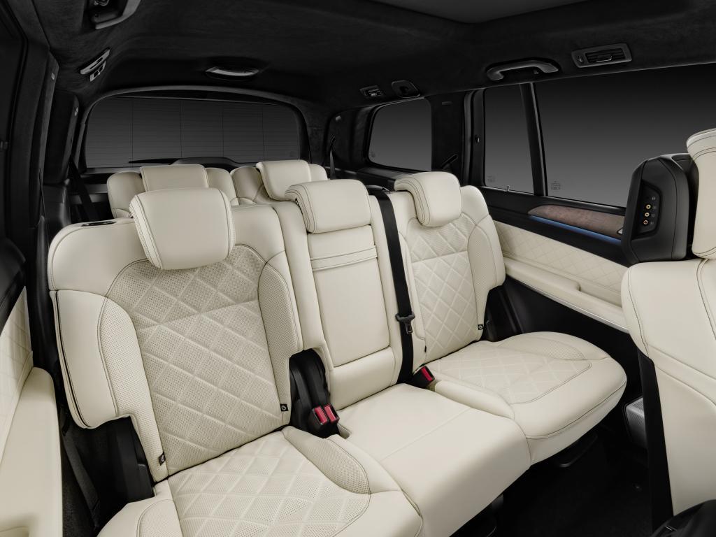 2017 Mercedes Benz GLS-Class