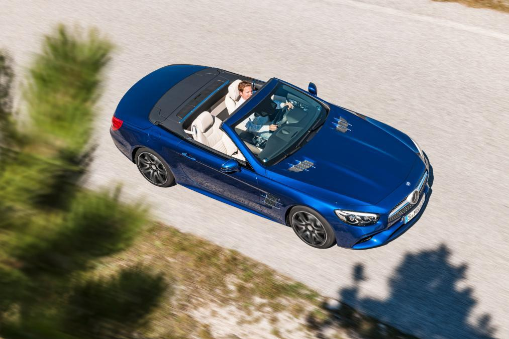 2016 Mercedes Benz SL R231
