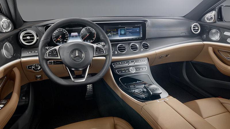 Mercedes Benz W213