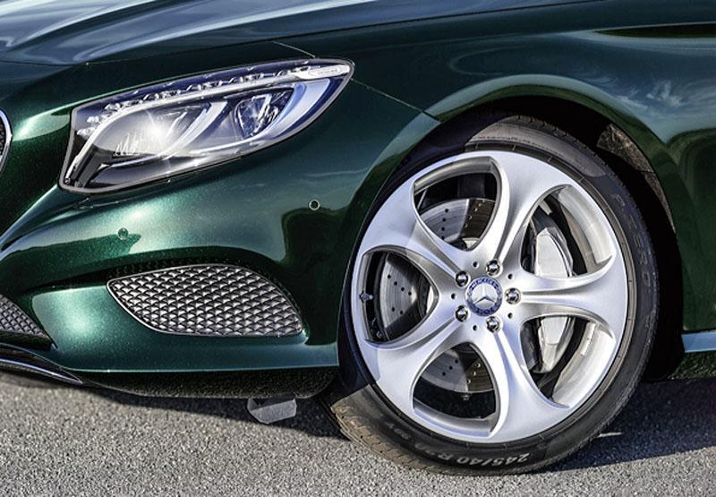 Mercedes Benz C217