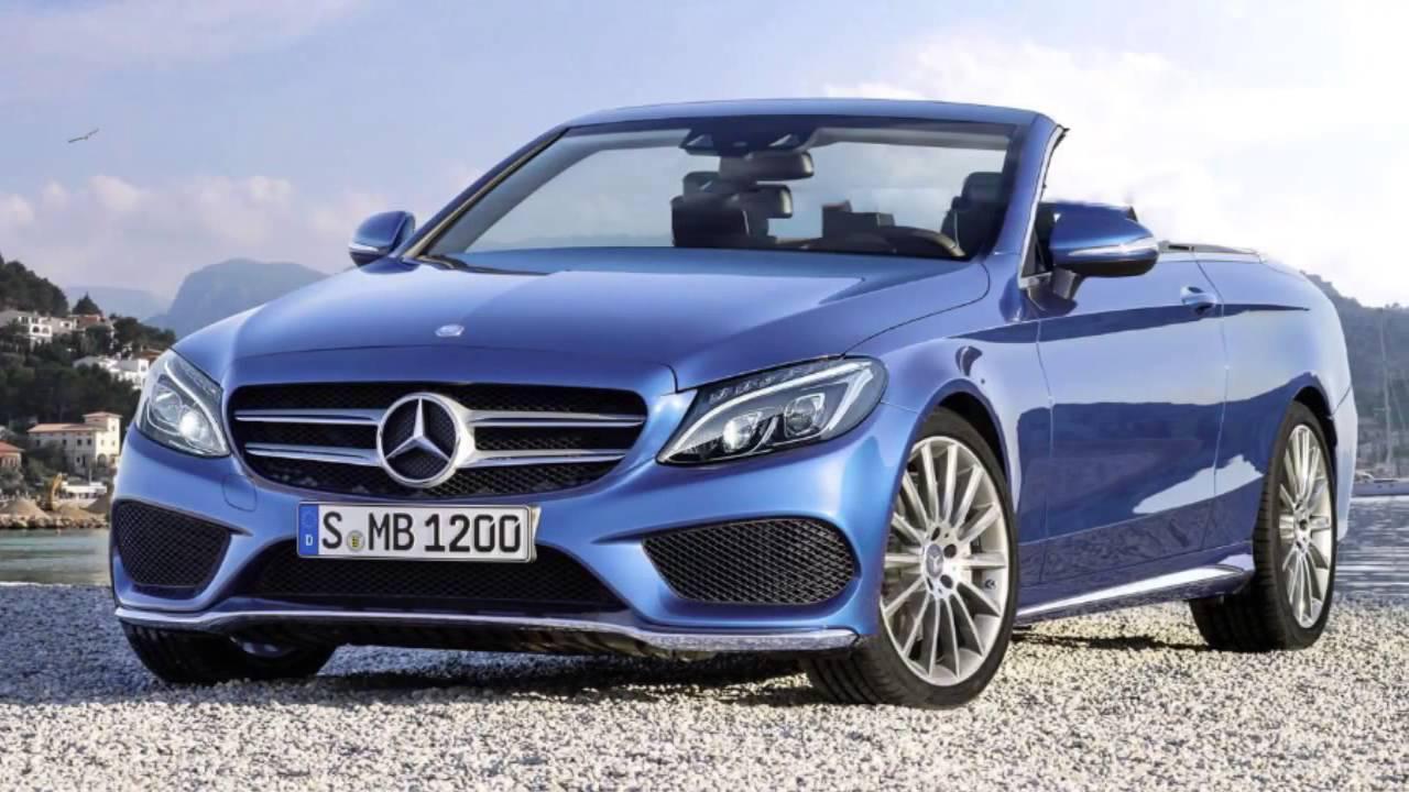 Mercedes Benz C205 Coupé A205 Cabrio A205 Cabrio