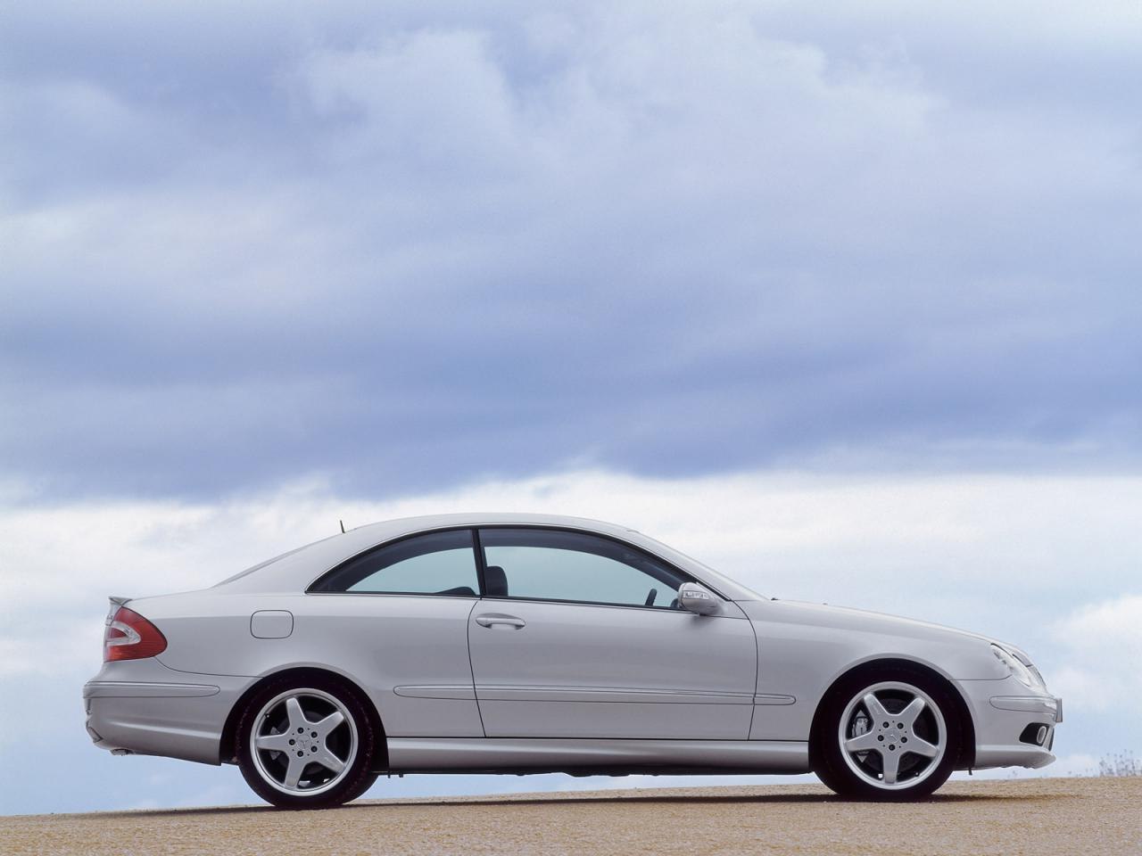 2005 Mercedes Benz CLK W209