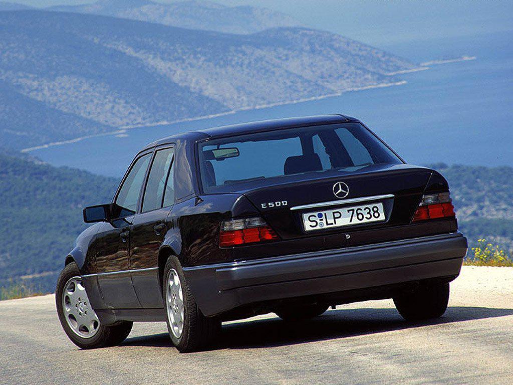 Merc W124 w diesel if