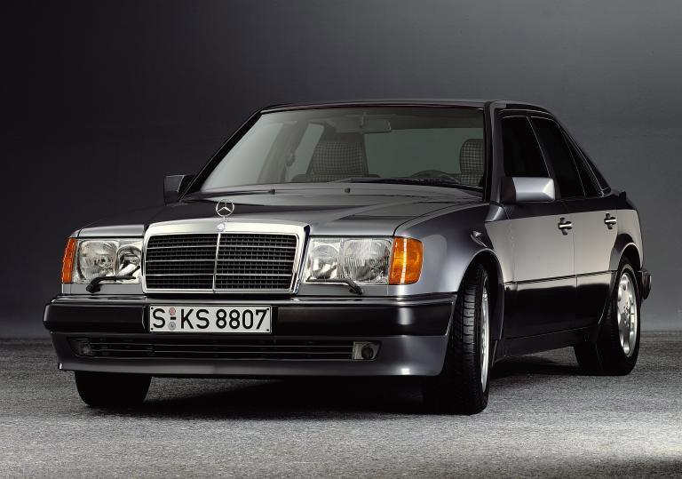 Mercedes Benz W124 500E W124 E500
