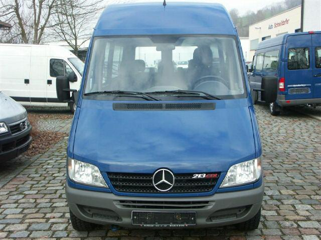 Auto & Verkehr Betriebsanleitung Mercedes Sprinter T1n W 901-905 208 308 408 212 312 412 D!