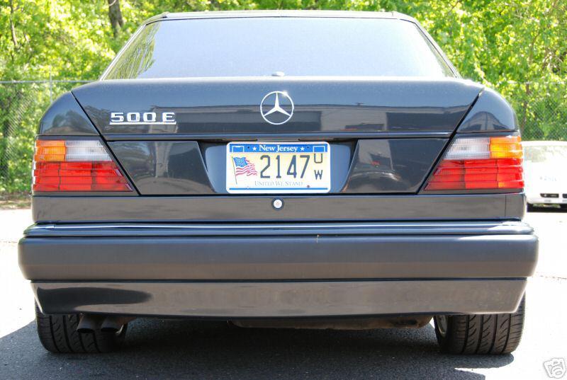 Mercedes Benz W124 500E W124