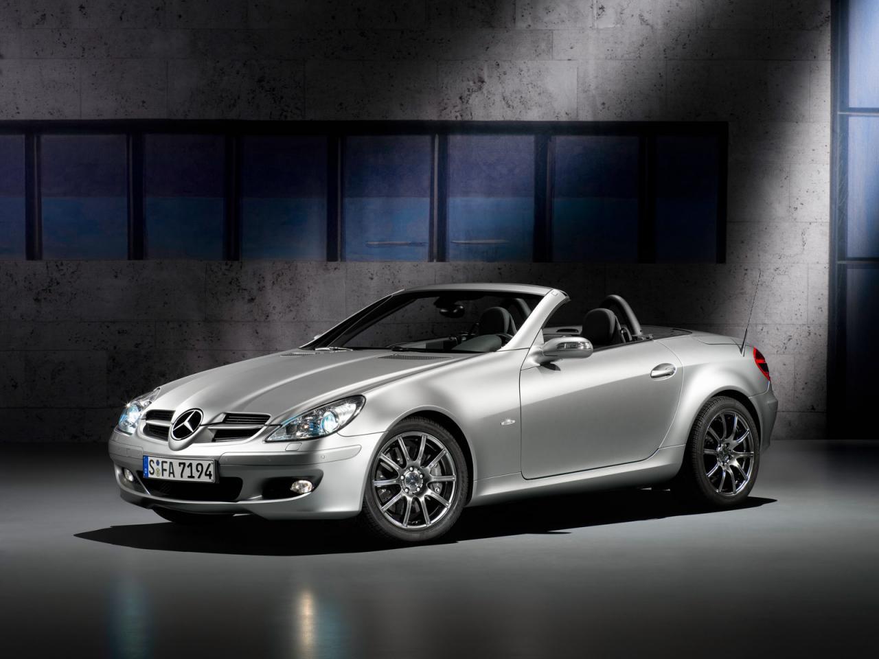 2006 Mercedes Benz SLK R171 350
