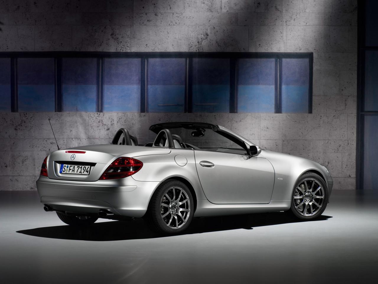 2006 Mercedes Benz SLK R171 200K