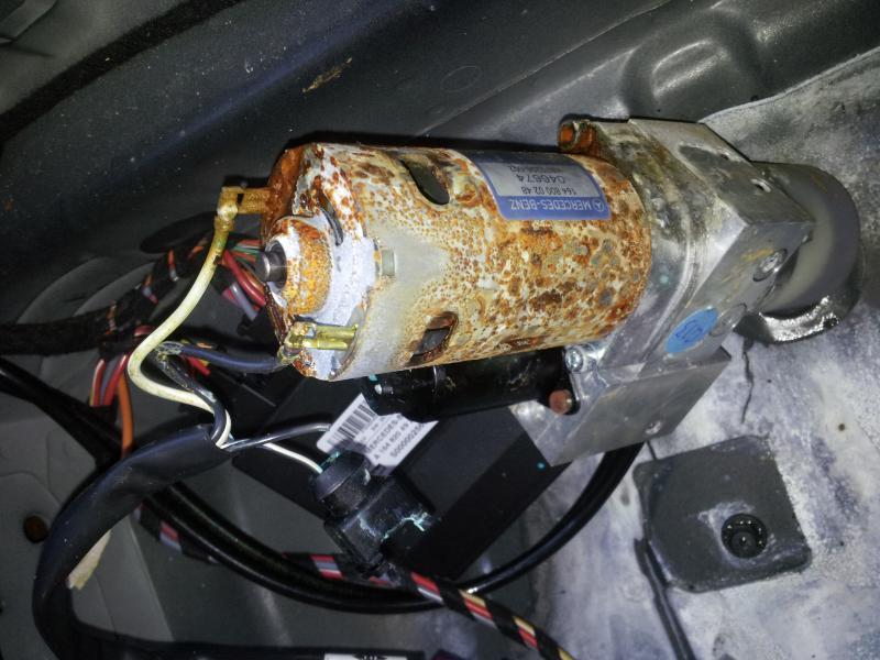 W164 elektrick dve e kufru str 3 ml w164 f rum for 2008 mercedes benz ml350 problems