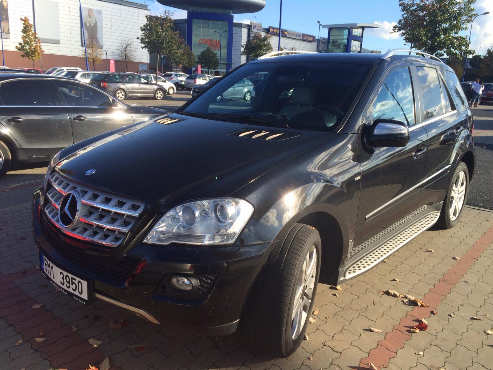 2009 mercedes benz w164 ml 3 0 diesel for Mercedes benz w164