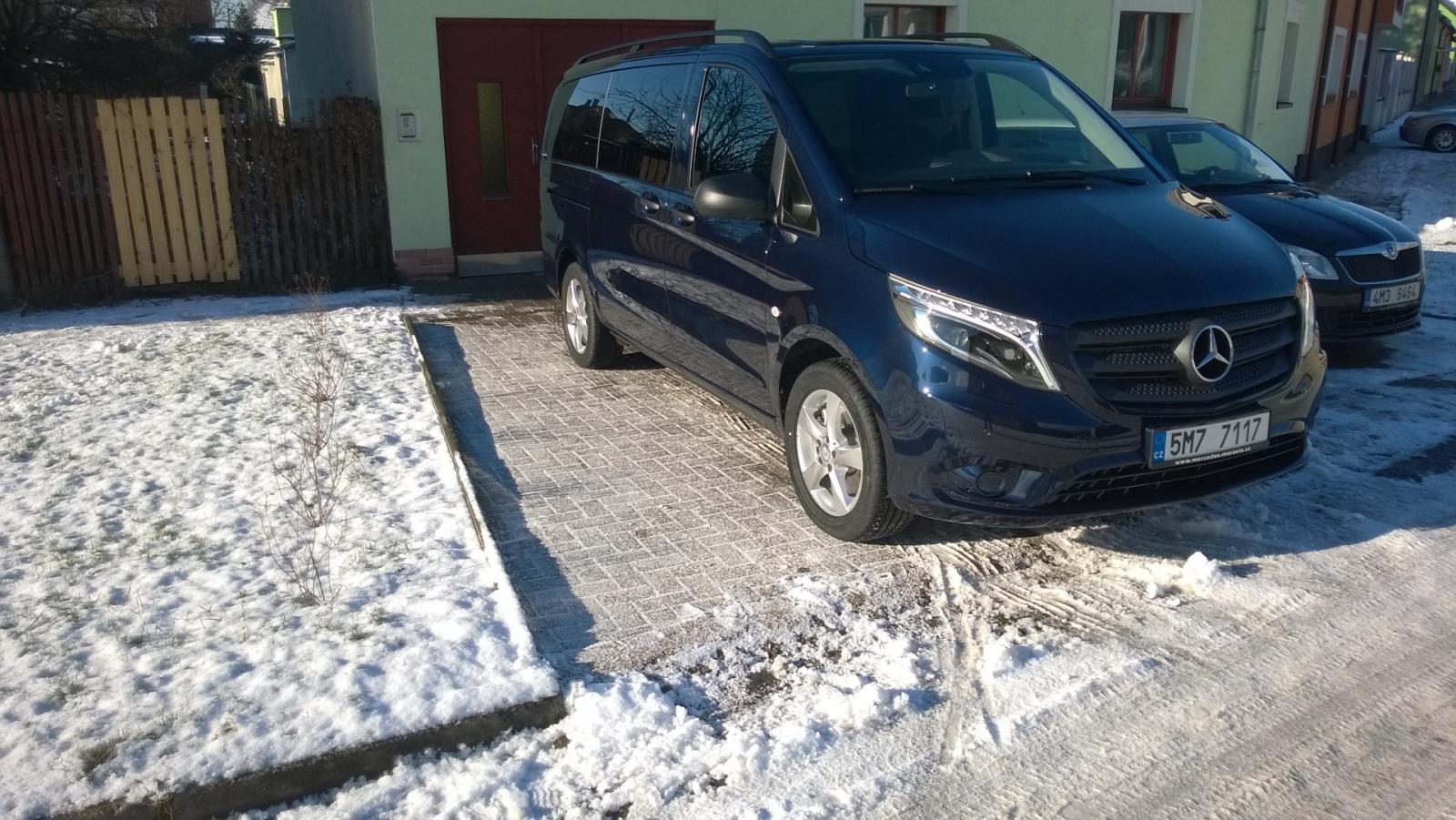 2015 mercedes benz w447 vito 2 1 diesel 140 kw 440 nm for Mercedes benz 440