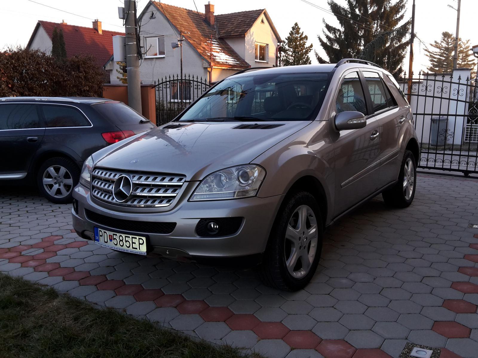 2006 mercedes benz w164 ml diesel for Mercedes benz w164